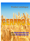 GERPRO - Catalogue