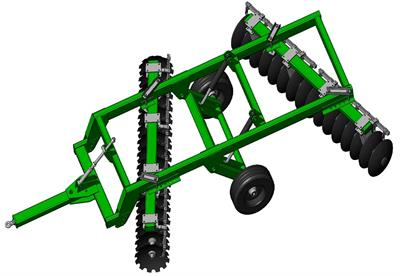 GERPRO - Disc Harrows