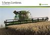 John Deere - S Series - Axia Flow Combine - Brochure