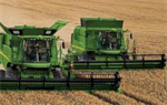John Deere - Model S Series  - Axia Flow Combine