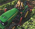 John Deere - Model 5GV Series  - Vineyard Tractor