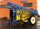 DELVANO - Model 3000 l - Trailed Sprayer