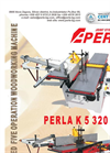 PERLA - Model K5 320 - P - Brochure