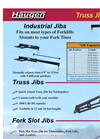 Haugen - Quick Attach Truss Jib - Brochure