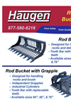 Haugen - Rod Bucket- Brochure