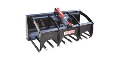 Haugen - Model MUMFG - Tine Grapple Buckets