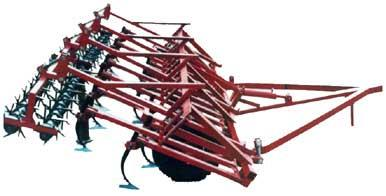 Agroremproject - Model KPS - 4,2 - Cultivators for Open Field Cultivation