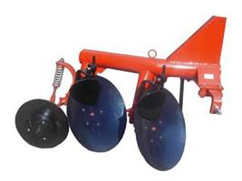Two-Disk Plough