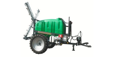 AGROTIS - Trailed Sprayers Towed