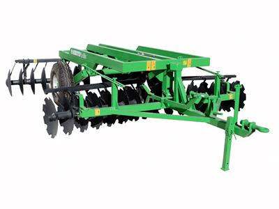Agrotis - Model T - S-Type Disc Harrow