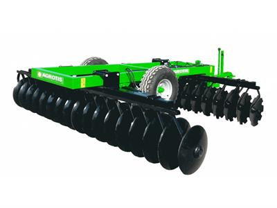 Agrotis - Model T - Heavy Duty V-Type Disc Harrow