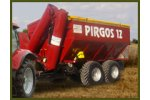 PIRGOS - Model 12 - Field Transfer Trailers
