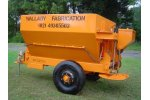 WallabyFabrication - Model 4.9CM - Slurry Spreader Tank