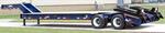Model 25-ton TVT25 - Fixed Gooseneck Trailer