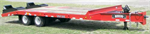 Model 20-ton TAG20L - Tag-Along Trailer