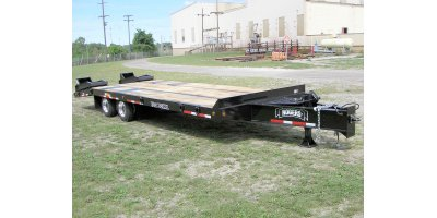 Rogers - Model 20-ton TAG20XXL - Tag-Along Trailer