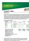 ALLFERT - NPKS 46-0-0-0 - Urea Datasheet