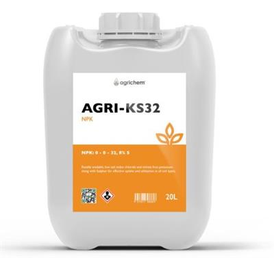 Agrichem - Model Agri-KS32 - Nutrient Analysis for Chloride and Nitrate Free Potassium