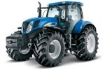 New Holland - Model T7000 - Tractors