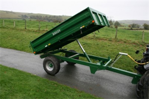 Baileys - Model 4 Ton - Tipping Trailer