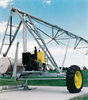 Towable Pivot Irrigation System