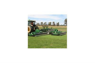 K-Line Ag - Precision Cut Turf Mower