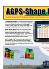 Version AGPS-Shape Pro - Land Shaping Software Brochure
