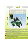 Model MAX - Transplanter Brochure