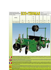 THOMAS - Model ECO - Combination Bed Maker Mulching Machine Brochure