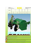 Aiuolatrice - Model ECO - Bed-Maker Machine- Brochure