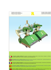 INTERFILARE - Model R - Multiple Inter Row Milling Machine Brochure