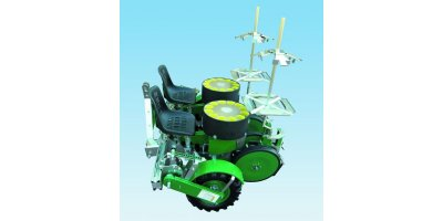 Model FAST - Semiautomatic Transplanter