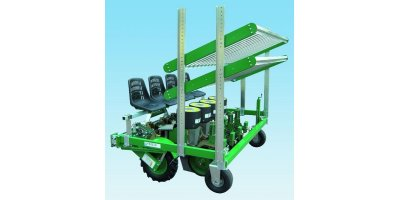 Model FAST M - Semi-Automatic Transplanter