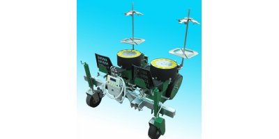 Model FAST Elettronics - Semi-Automatic Transplanter