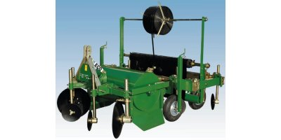 THOMAS - Model MAX-M - Combination Mulching Machine