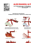 Model AT - Single Furrow Plough MD with Tool Carrier Brochure