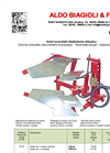 Reversible Plough Hydraulic Turnover - Brochure