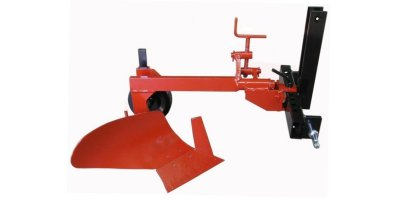 Model 12-25 HP - Single Furrow Plough for Small Tractors with Wheel