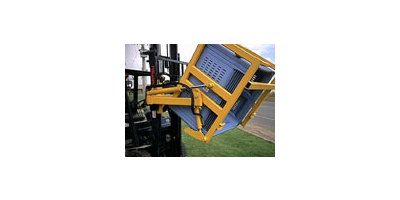 Hesco - Forklift Mounted Bintipper