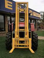 Hesco - Tractor Mounted Forklifts