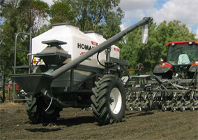 HOMAN - Air Seeders