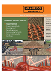 Bridge - Chain Harrow Brochure