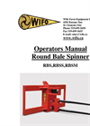 Bale Spinners - Brochure