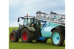 Berthoud - Model Sprinter - Trailed Sprayer