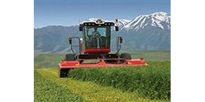 Hesston - Model WR9800 Series - Windrowers/Swathers