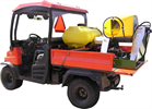 Model Standard Skid  - Utility Mist Sprayer