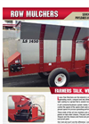 Lanco - Model LS 1250 - Row Mulchers - Brochure