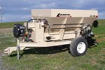 Lanco - Model LS 540 - Lime/Fertilizer Spreaders