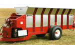 Lanco - Model LS 1250 - Row Mulchers