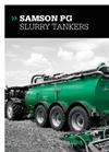 Samson PG  - Slurry Tanker - Brochure